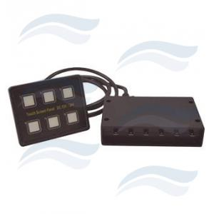 PANEL ELECTRICO TOUCH CONTROL 6P 12V