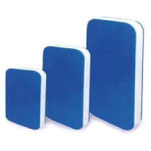 DEFENSA PLANA AZUL 900x300x75mm