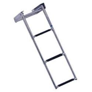ESCALERA INOX 4 PELDAÐOS 1145mm