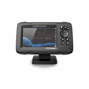 lowrance HOOK Reveal 5 con transductor 83/200 HDI